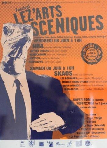 lez'arts sceniques 2001
